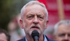 קורבין התנצל על האנטישמיות ב'לייבור'