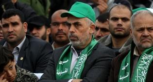 סינוואר, מנהיג חמאס בעזה