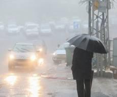 התחזית: הגשם יחזור לפרקים ברוב הארץ