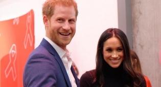 הזוג המלכותי - מתח בממלכה: האם רק טראמפ לא יוזמן לחתונת הנסיך?