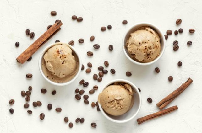 קרמית בטירוף, ללא מכונה: גלידת קפה ואוראו