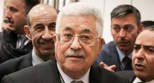 """אבו מאזן - """"השגרירות תעבור לי-ם? לא נכיר בישראל"""""""