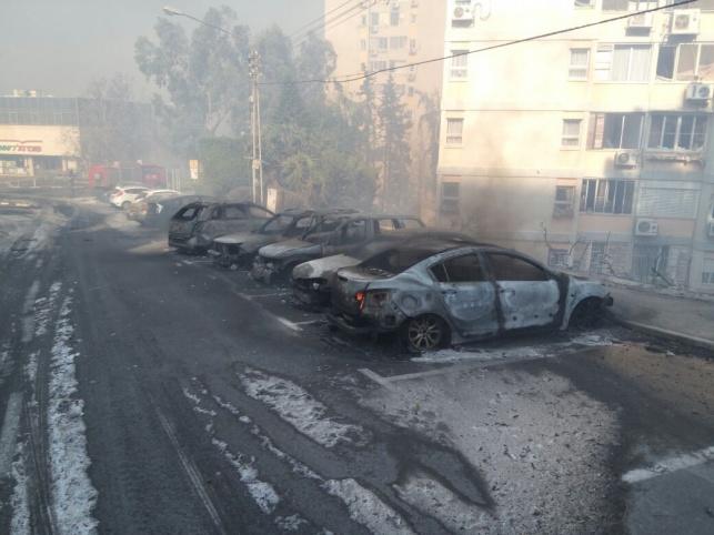 שכונת רוממה בחיפה