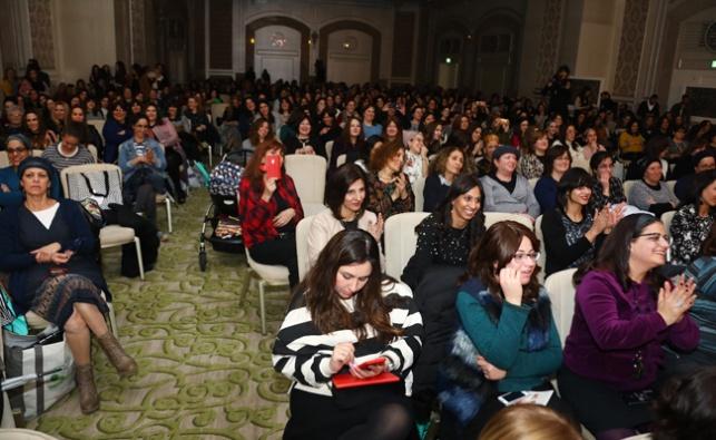 הכנס, הערב - עכשיו בשידור חי: כנס הנשים של מאמע