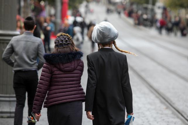 קריר ברחובות ירושלים