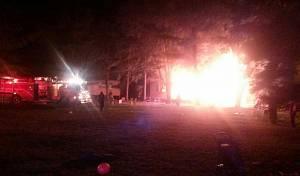 בונגלו: ילד בן שלוש נהרג בשריפה