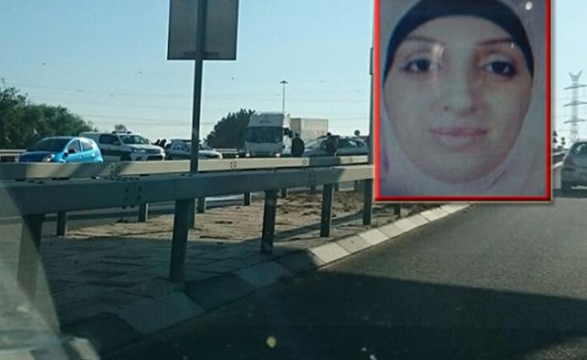החשודה על רקע המחסומים בכניסה לאשדוד