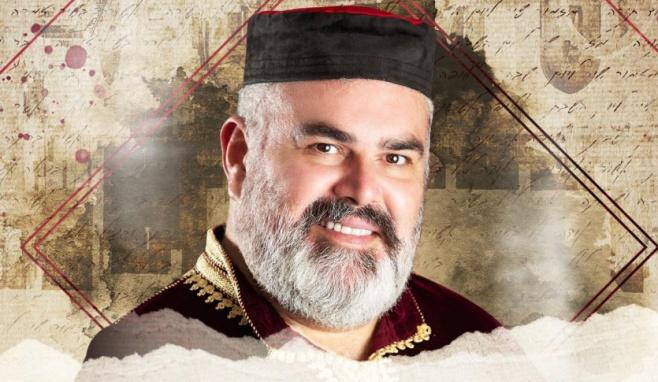 שמעון סיבוני בשיר לכבוד רבי מאיר בעל הנס