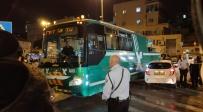 נזקים למספר אוטובוסים בהפגנות הרכבת