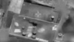 צפו בתיעוד: תקיפת מטה של חמאס בצברא