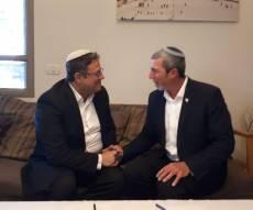 הבית היהודי מתאחד עם 'עוצמה': 'מאתגרים את סמוטריץ''