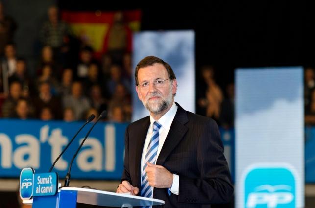 ראש הממשלה הספרדי מראינו ראחוי