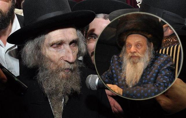 """הגראי""""ל שטיינמן, בקטן: הרב רוזנברג"""