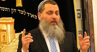 כותב השורות, הרב ניר בן ארצי
