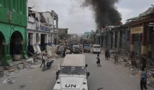 רעידת האמדה הקטלנית בהאיטי לפני כעשור, ארכיון