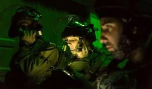 """חיילים בפעילות לילית, ארכיון - חייל צה""""ל נפצע קל במהלך פעילות בג'נין"""