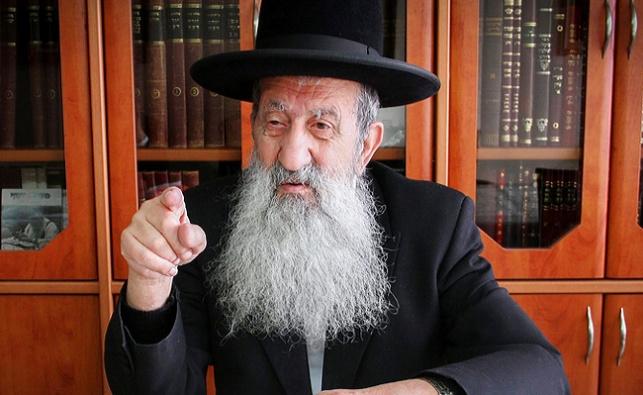 הרב מוצפי מתיר את ה'בראקל': 'זו המסורת'