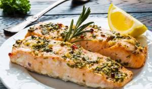 למה שף לעולם לא יזמין דג סלמון במסעדה