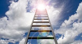 ראשו מגיע השמימה: סולם של תלמידי חכמים