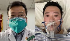 הרופא הסיני לי וונליאנג Li Wenliang שהזהיר מפני הקורונה מת מהמחלה
