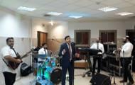התזמורת בחתונה