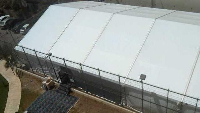 אוהל תפילה בבית מלון