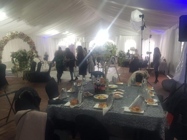 המשטרה איתרה חתונה וקנסה את הנוכחים