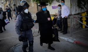 הסגר בירושלים: זו חלוקת האזורים שנקבעה