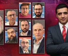 בחירות 2020, ביקור הרבי והמהומות באיראן