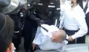 """ערבי גנב אלפי ש""""ח בגאולה; מעצרו הוארך"""