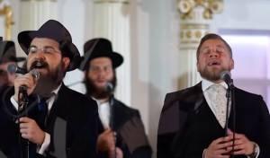 בני פרידמן, מרדכי שפירא ו'ידידים' בחתונה