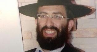 """הרב דוד מויאל ז""""ל - טרגדיה באלעד: אברך בן 36 התמוטט ונפטר"""