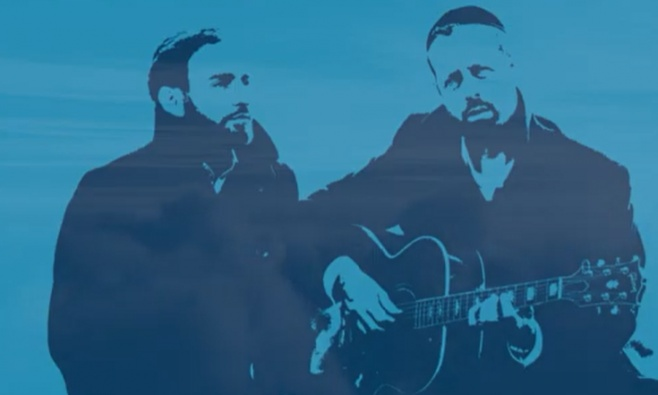 """אייזק ורובנשטיין בסינגל חדש: """"שמים כחולים"""""""