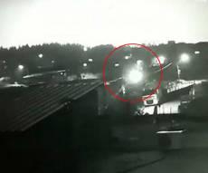 רגע התרסקות מטוס ה-F16 שהופל • תיעוד