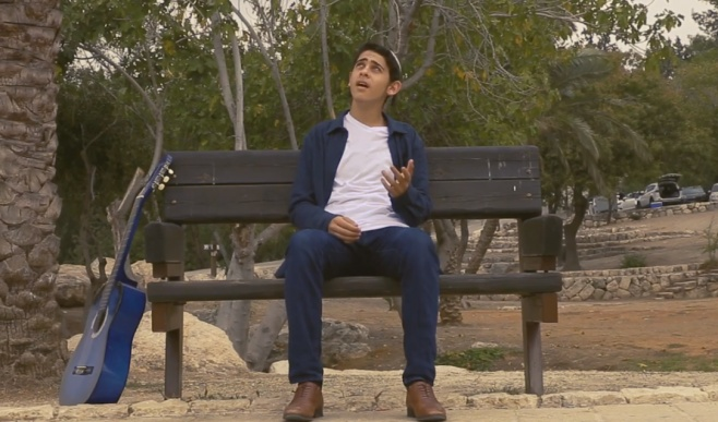 עלי ינקוביץ בסינגל קליפ בכורה: אל רחום וחנון