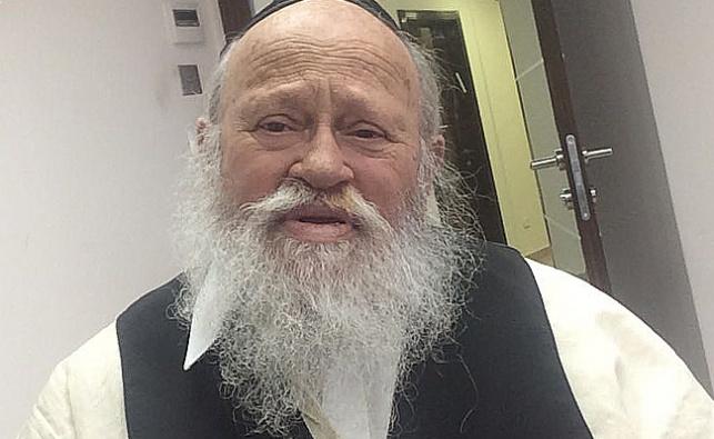 """הרב מרדכי ויכלדר זצ""""ל"""