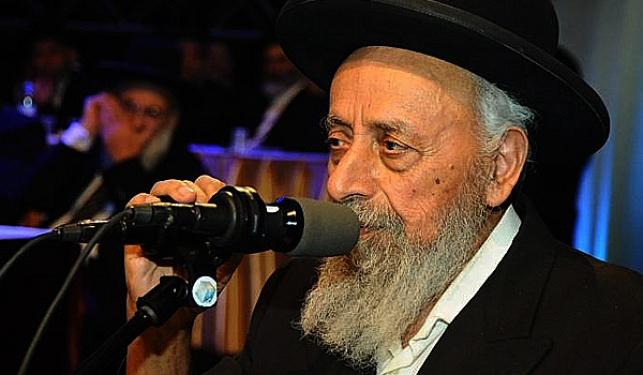 חבר מועצת חכמי התורה הגאון רבי שמעון בעדני