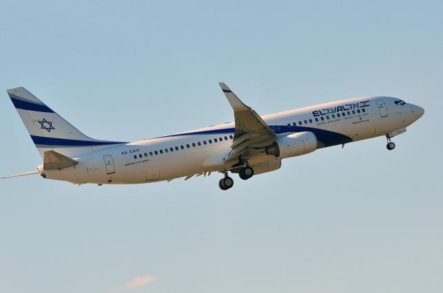 מטוס של 'אל על' ביצע נחיתת חירום בקנדה