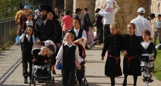 אילוסטרציה - מדינת ישראל - מקום מצוין לגדל בו ילדים