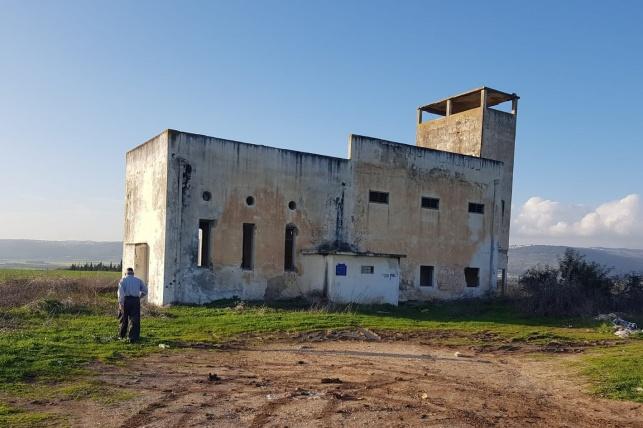 מצודת מחנה ישראל