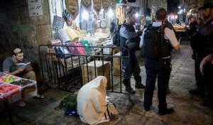 שוטרים בהר הבית. אילוסטרציה - שוטר ערבי גנב מאות כדורים ואמצעי לחימה