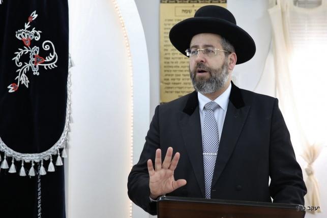 """הרב לאו: """"אי אפשר ללמוד בבלי ללא ירושלמי"""""""