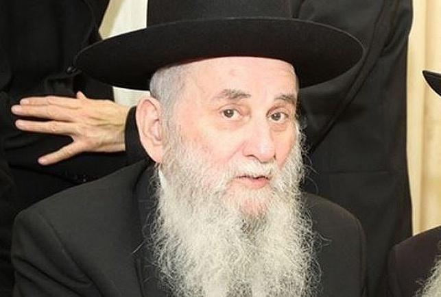 הגאון רבי דב צבי קרלנשטיין