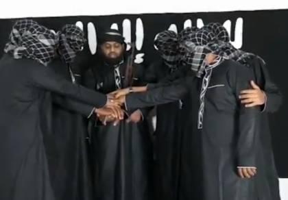 """דאע""""ש: אלו המחבלים מהטרור בסרי לנקה"""