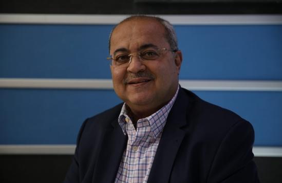 """אחמד טיבי: """"התאכזבתי מההסכם של גפני"""""""