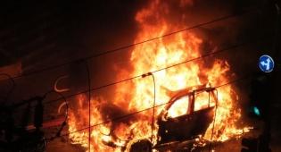 הרכב שהתפוצץ באשדוד, הערב - פשע ברחובות: חיסול בלב אשדוד