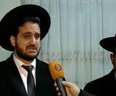 חרדים מאיראן ביקרו בבית  סולימאני: שאהיד