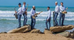 להקת ארמוני-ה בקאבר ווקאלי ליונתן רזאל