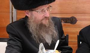 """הרב חיים אהרן קאופמן - """"מוסדות לא מסדירים דיחויים ולא מספרים"""""""