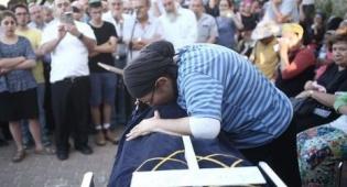 הלוייתה של אריאל. ארכיון - שנת מאסר לערבי ששיבח את רצח בת ה-13